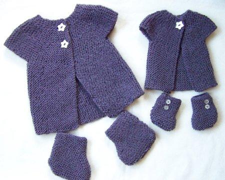 tuto tricot rangs raccourcis