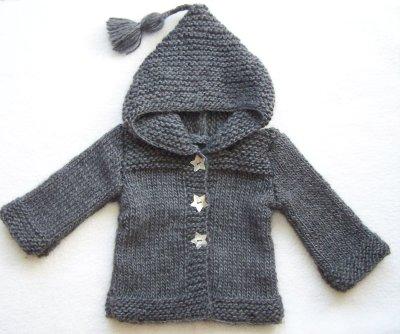 tuto gratuit tricot bebe